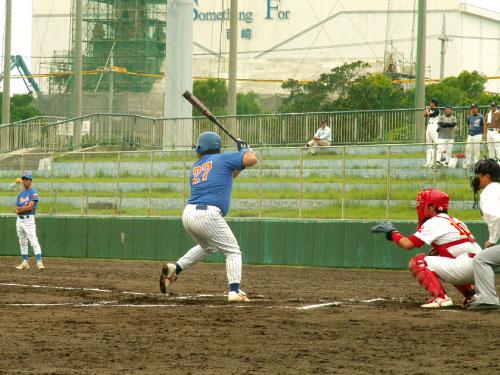 野球部の活動②